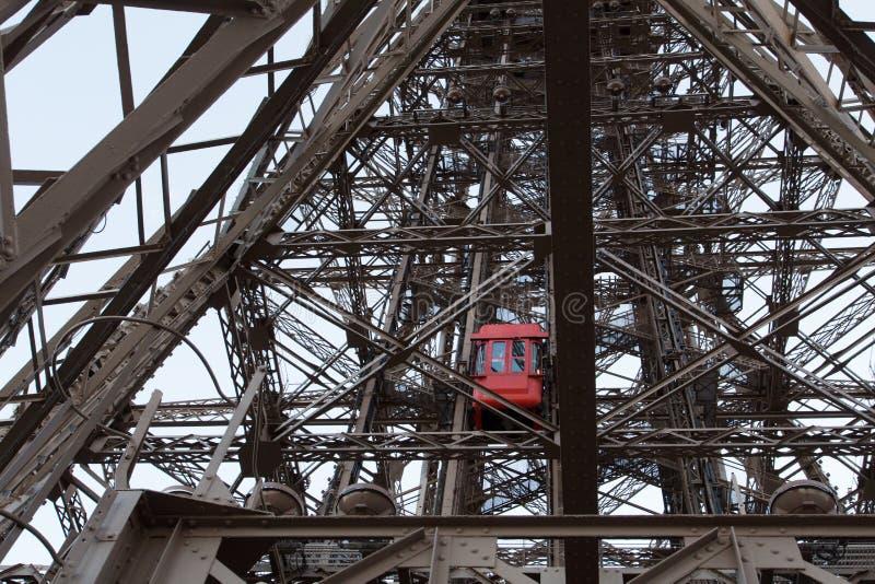 Torre Eiffel - 19 fotografia stock