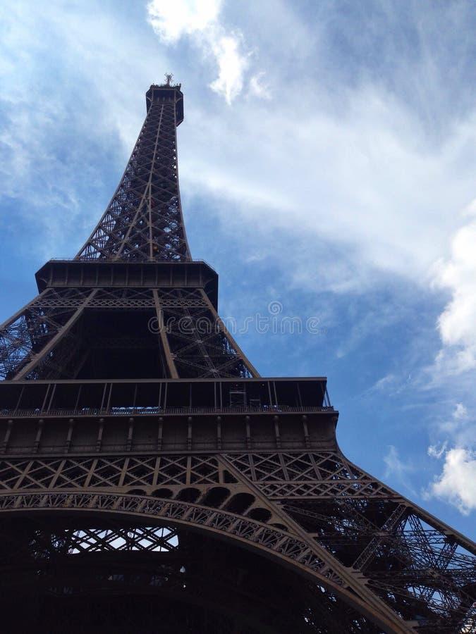 Torre Eiffel immagine stock libera da diritti