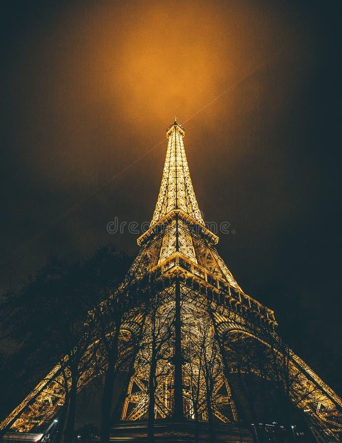 Torre Eiffel fotos de archivo