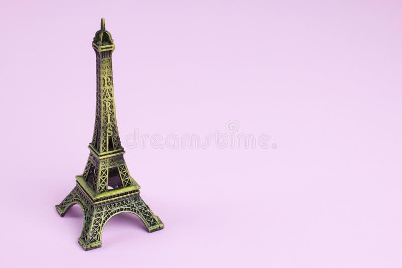 Torre Eiffel da lembrança fotos de stock royalty free