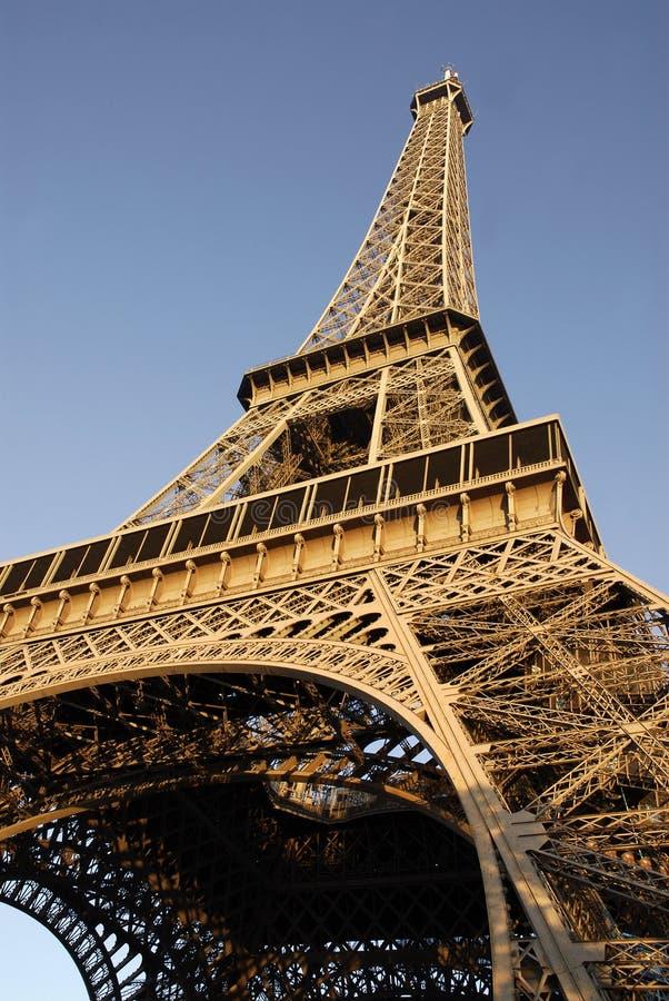 Torre Eiffel de Paris fotos de stock royalty free