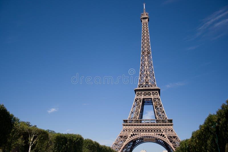 Torre Eiffel de Paris fotos de stock