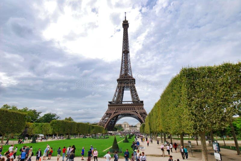 Torre Eiffel, marco, torre, marco histórico nacional, atração turística fotos de stock royalty free