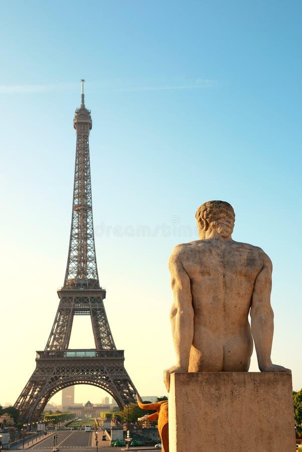 Torre Eiffel París imagenes de archivo