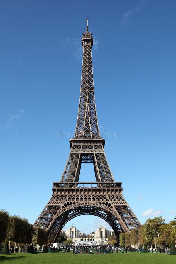 Torre Eiffel París Francia fotografía de archivo