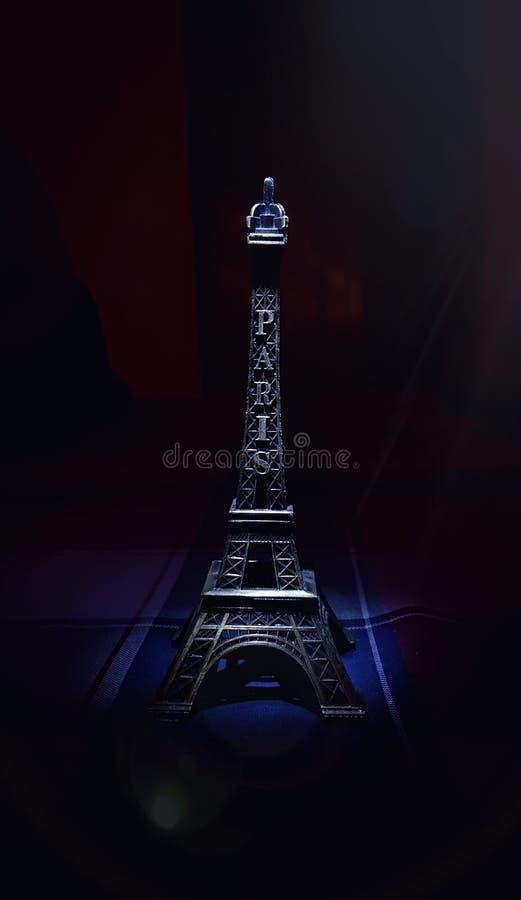 Torre Eiffel, Parigi fotografie stock libere da diritti