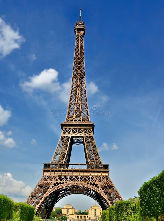 Torre Eiffel, Parigi fotografie stock