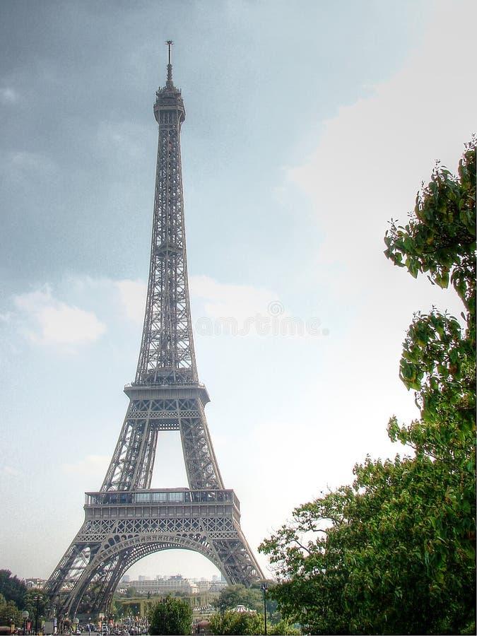 Torre Eiffel Parigi immagine stock libera da diritti