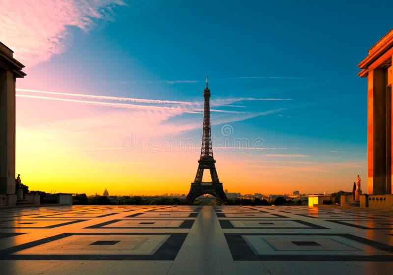 Torre Eiffel, Paris imagem de stock royalty free