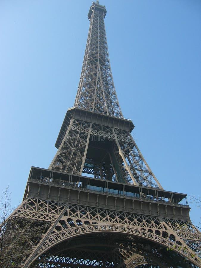 A torre Eiffel, Paris - 4 imagens de stock royalty free