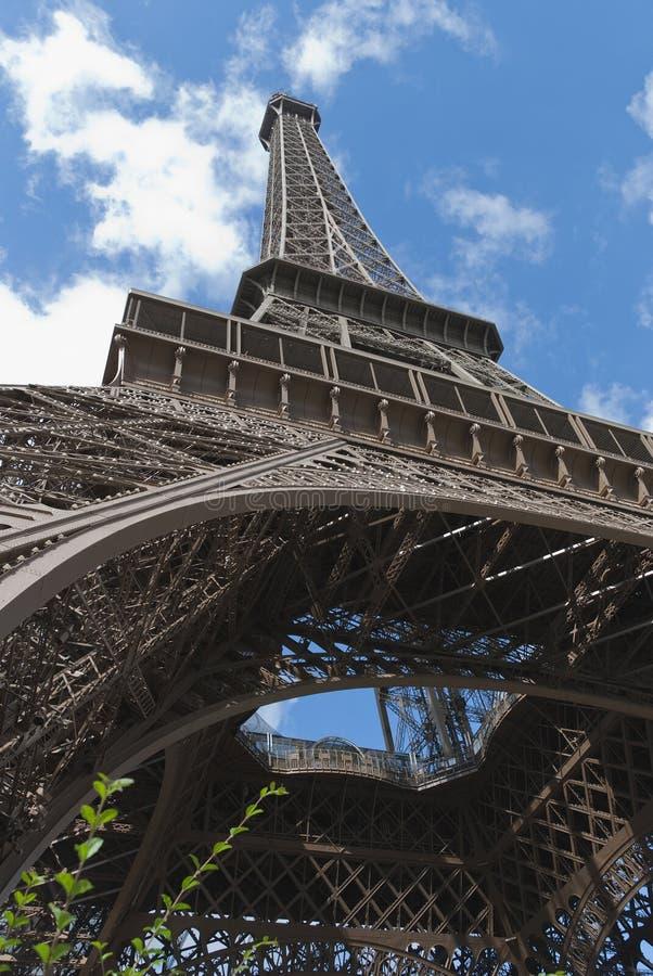 Torre Eiffel, Paris, França imagens de stock
