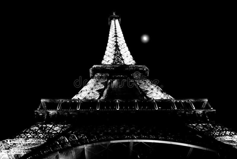 A torre Eiffel, Paris, France foto de stock