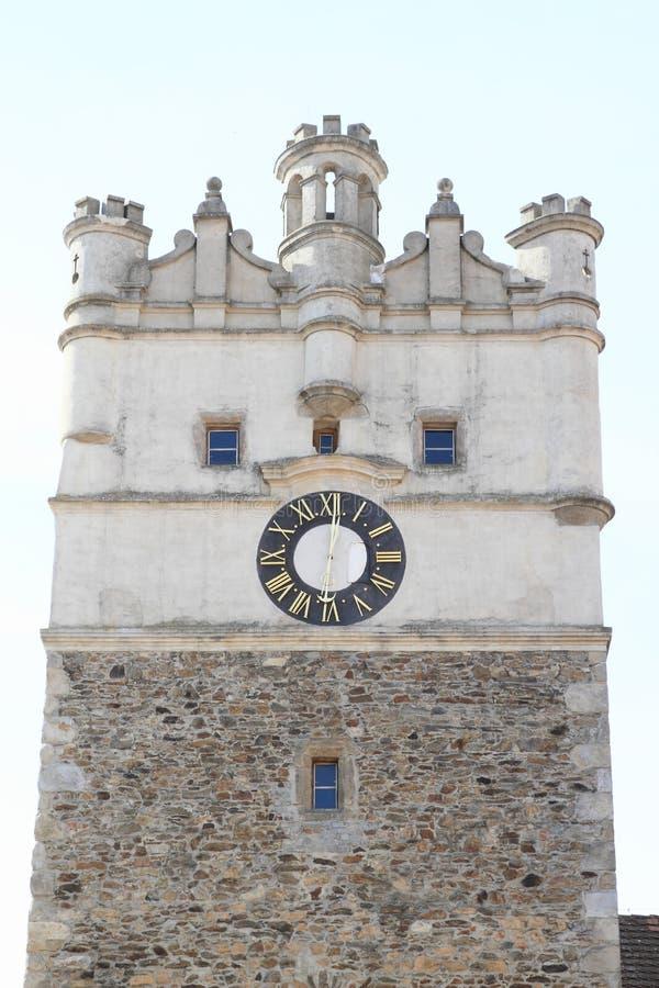 Torre en Jihlava imagenes de archivo