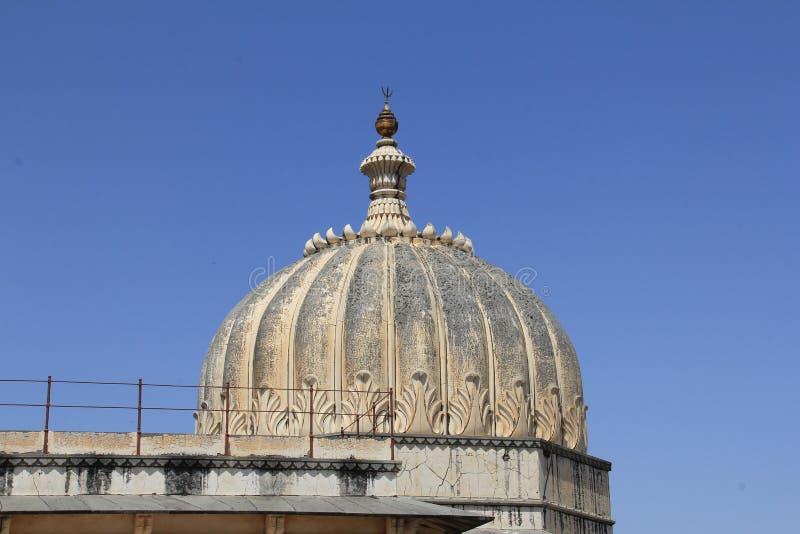 Torre en Kumbhalgarh foto de archivo libre de regalías