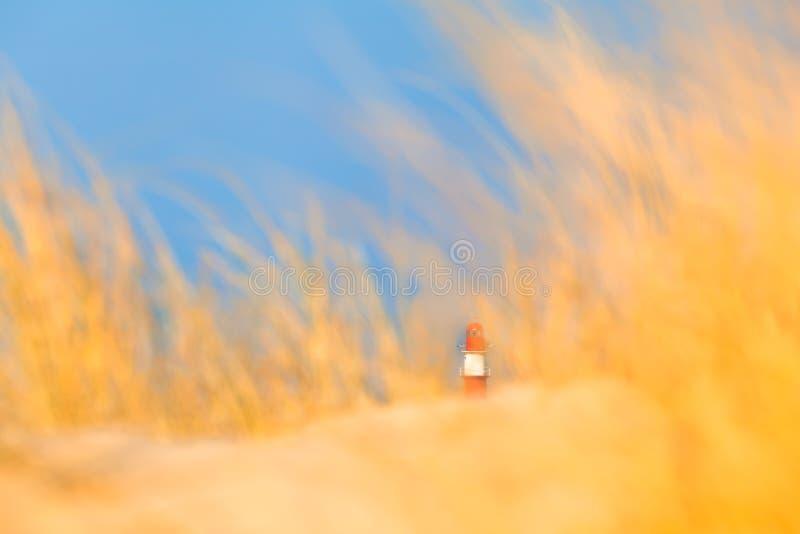 Torre en las dunas foto de archivo libre de regalías