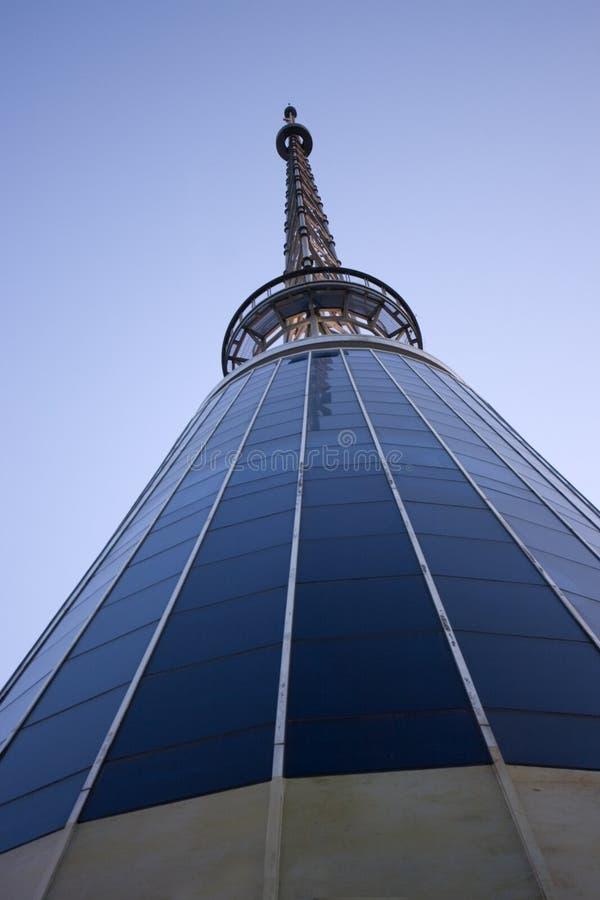Torre en Nashville foto de archivo libre de regalías