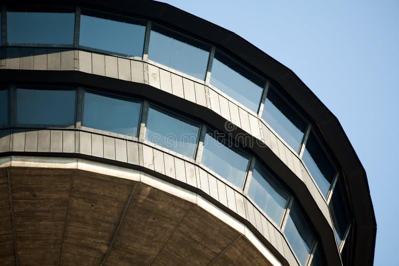 Torre en Tampere. Detalle imagen de archivo