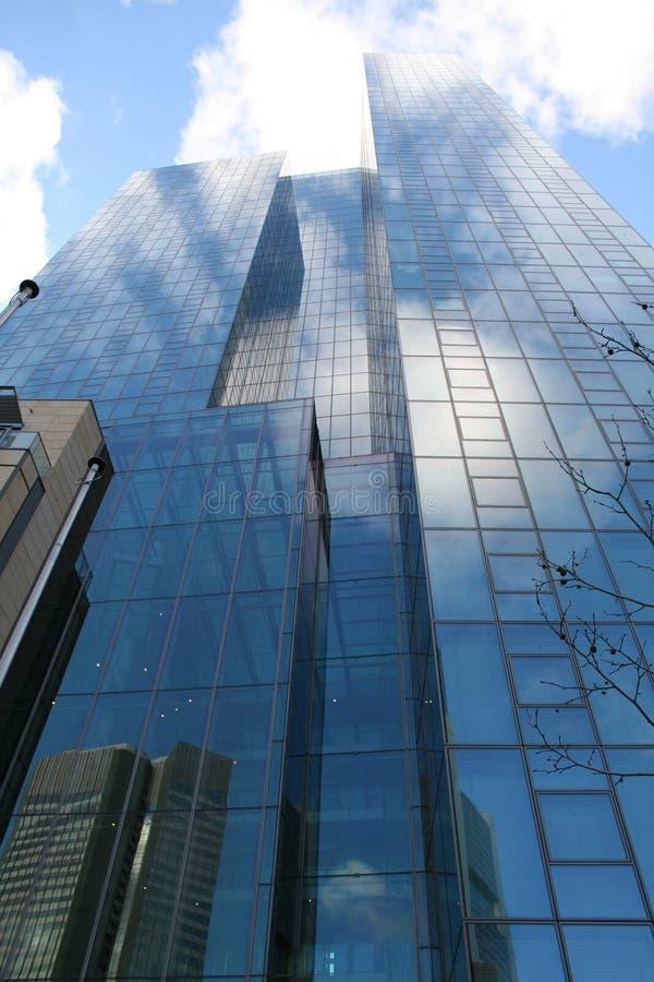 Torre Francfort city1 imágenes de archivo libres de regalías