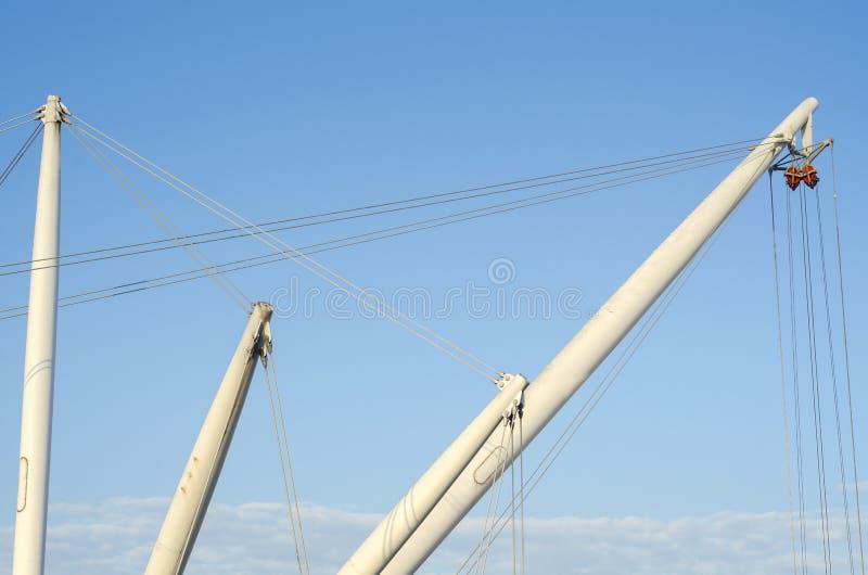 Torre a Genova immagine stock libera da diritti