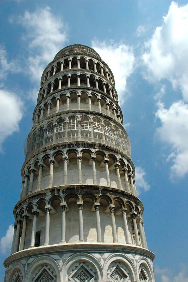 Torre inclinada - PISA foto de archivo libre de regalías