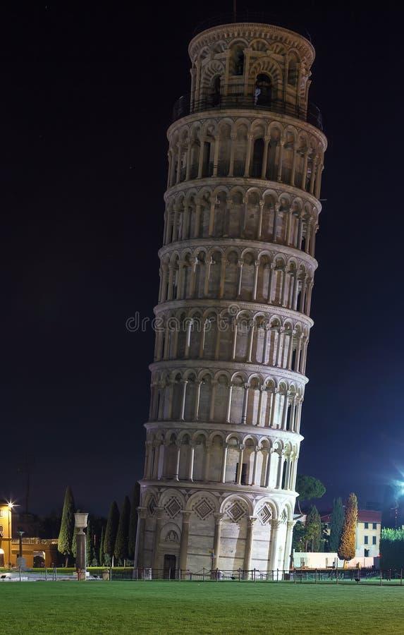 Torre inclinada, Pisa, Italia imagen de archivo libre de regalías