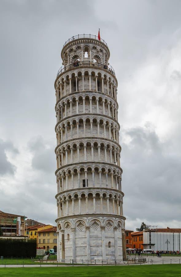 Torre inclinada, Pisa, Italy fotos de stock