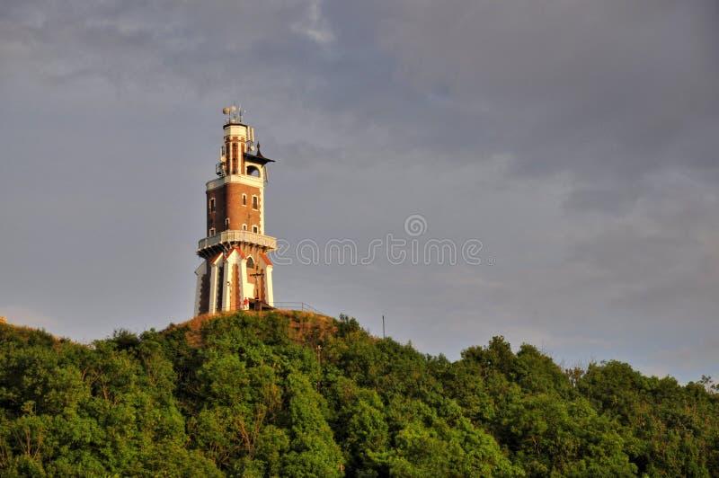 Torre Kryry da vigia imagem de stock royalty free
