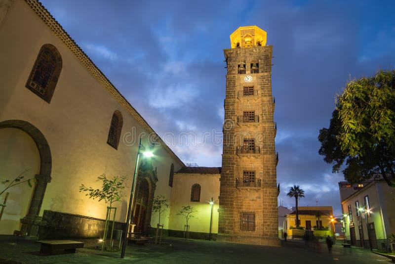 La Laguna, Tenerife fotografia stock