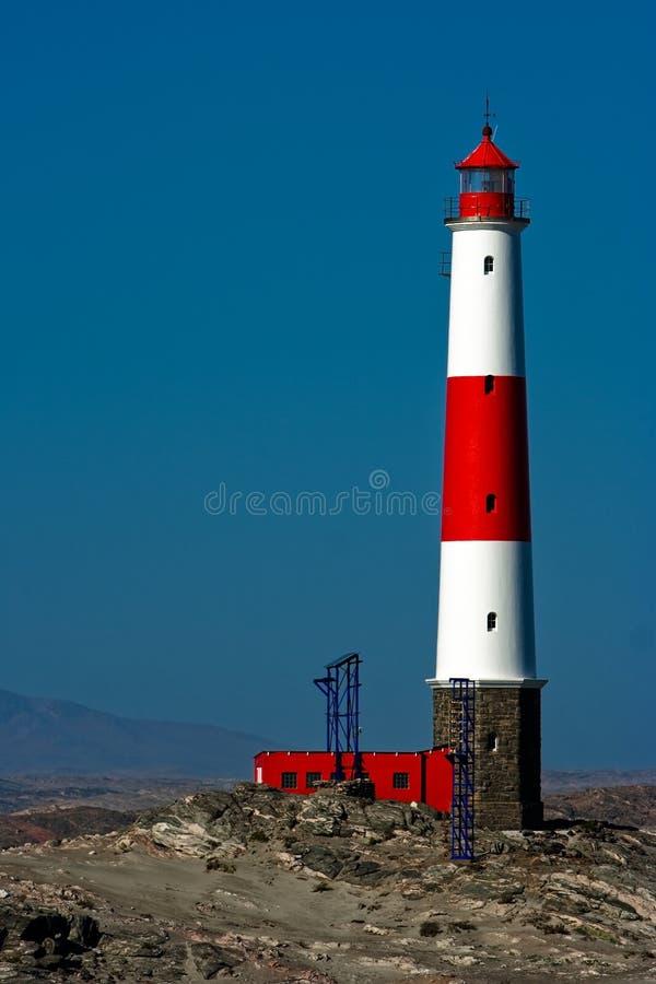 Torre ligera de la punta de Díaz imagenes de archivo