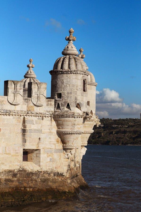 Torre Lisboa de Belem imágenes de archivo libres de regalías
