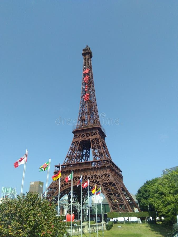 Torre majestuosa imagenes de archivo