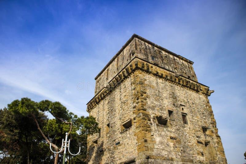 Torre Matilde Viareggio στοκ εικόνες
