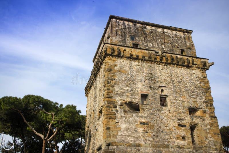 Torre Matilde Viareggio στοκ φωτογραφίες με δικαίωμα ελεύθερης χρήσης