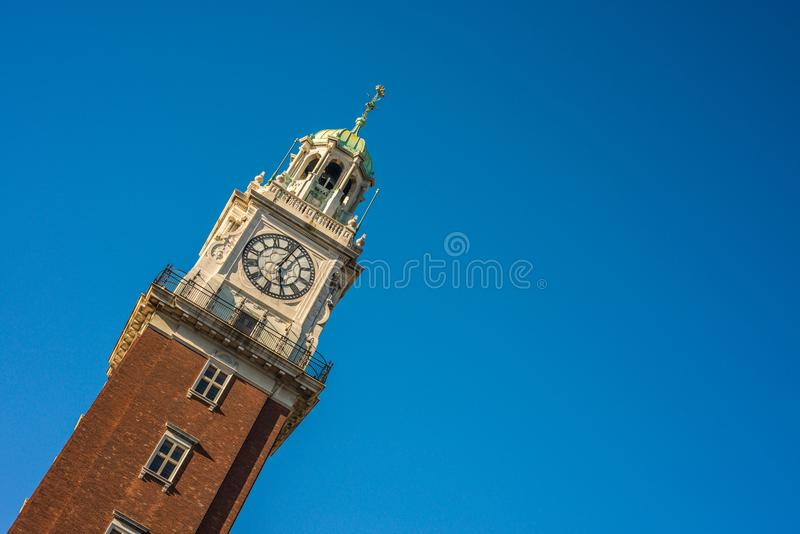 Torre monumental em Buenos Aires, Argentina imagem de stock royalty free