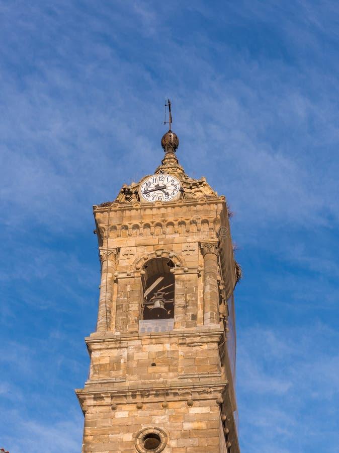 Torre nel cielo fotografie stock libere da diritti