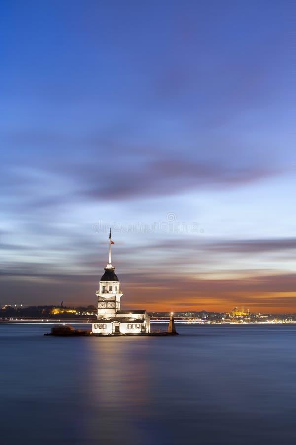 Torre nova do ` s fotografia de stock royalty free