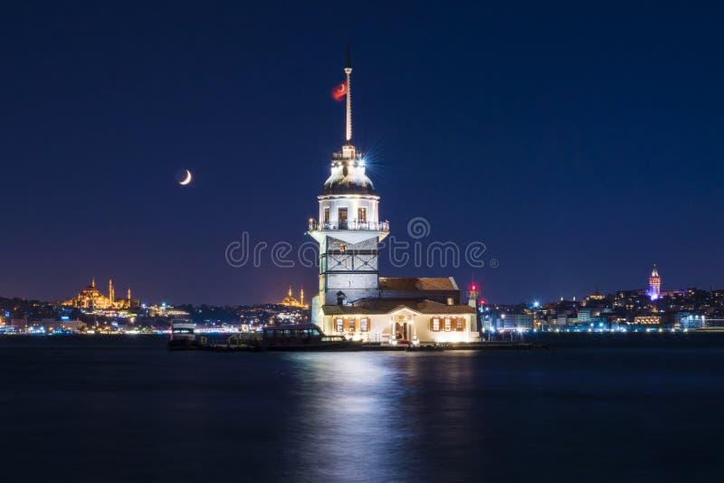 Torre nubile del ` s fotografia stock