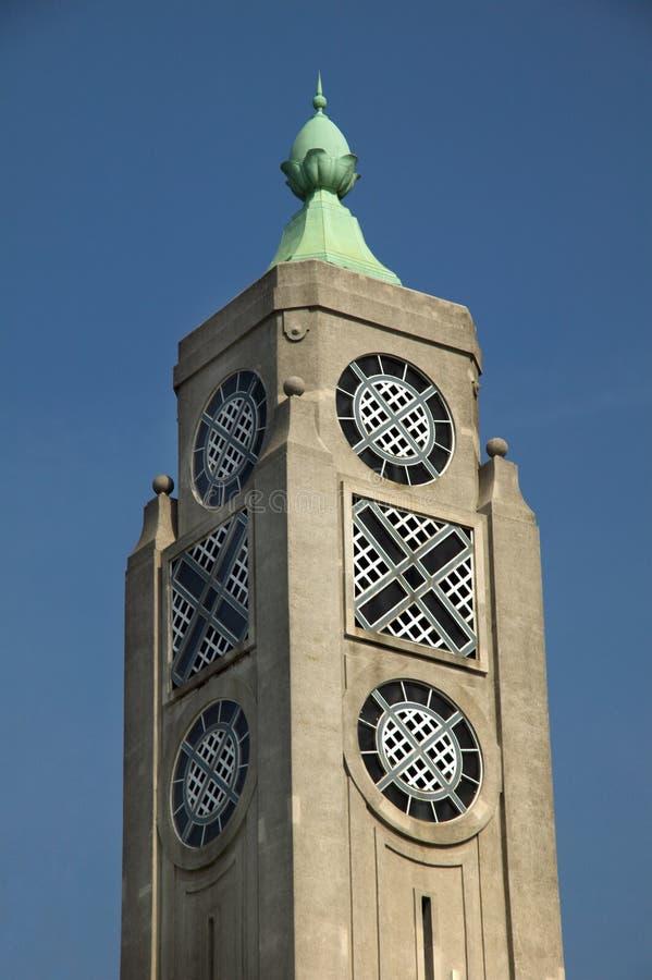 A torre Oxo foto de stock royalty free