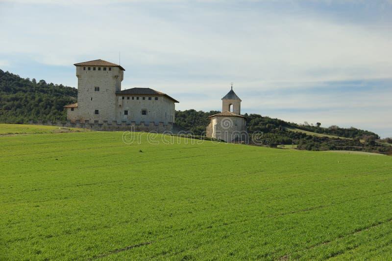 Torre-palacio del Varona imagenes de archivo