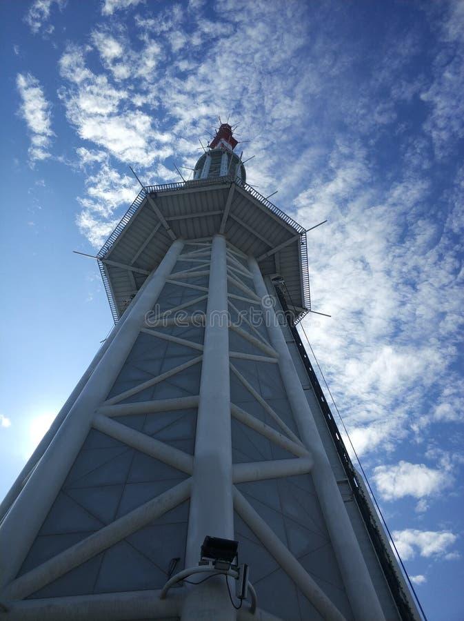 Torre Pearl River de China Guangzhou Guangzhou foto de stock