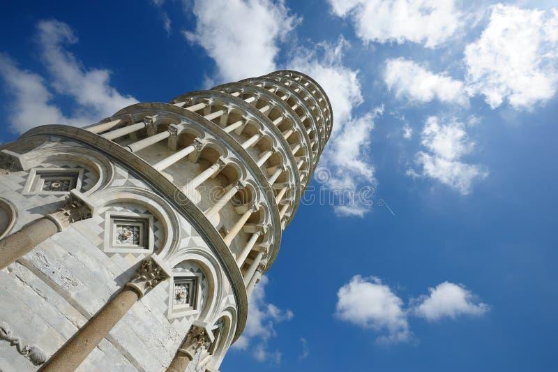 Torre Pendente (Pisa) royalty-vrije stock afbeeldingen