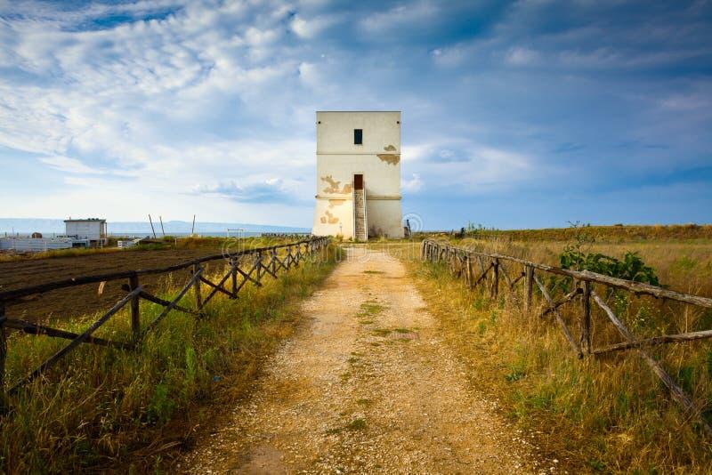 Torre Pietra zdjęcie stock