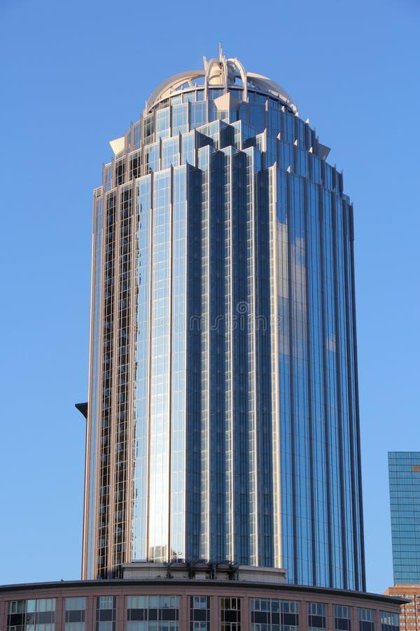 Torre prudenziale di Boston fotografia stock libera da diritti