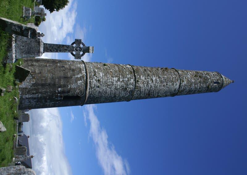 Torre redonda de Ardmore imagen de archivo