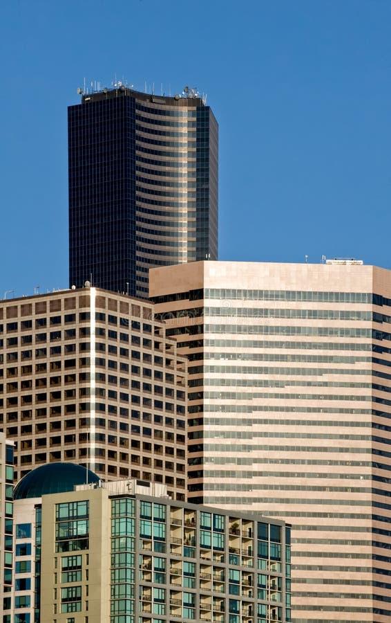Torre Seattle de Colômbia fotos de stock