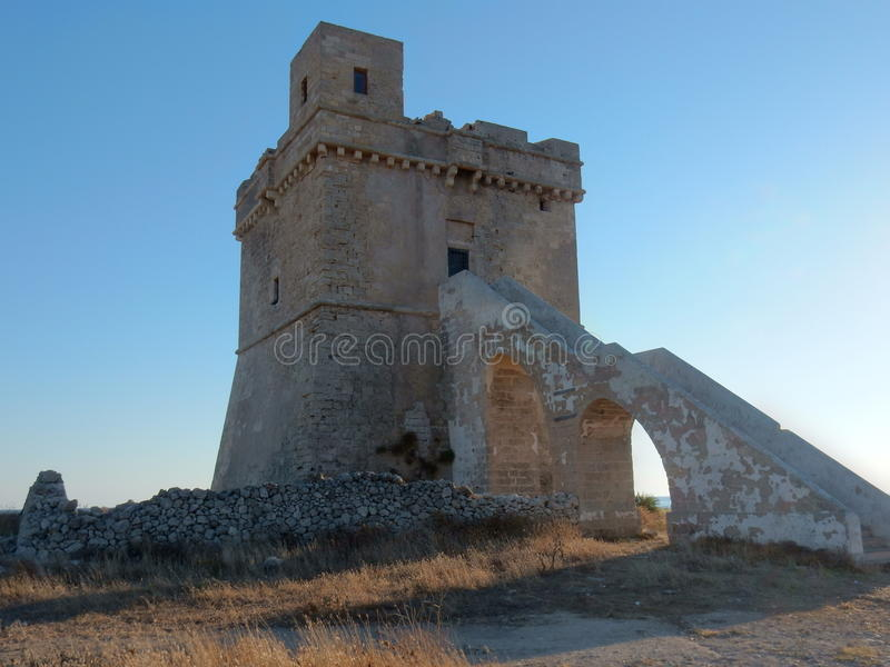 Torre Squillace image stock