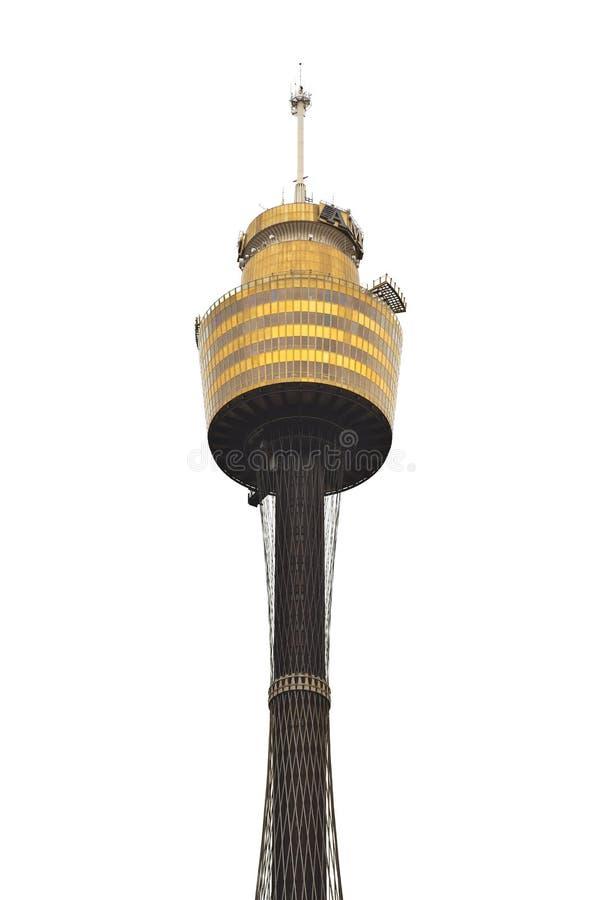 Torre Sydney de la televisión imagen de archivo