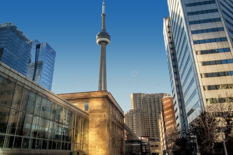 Torre Toronto da NC fotos de stock