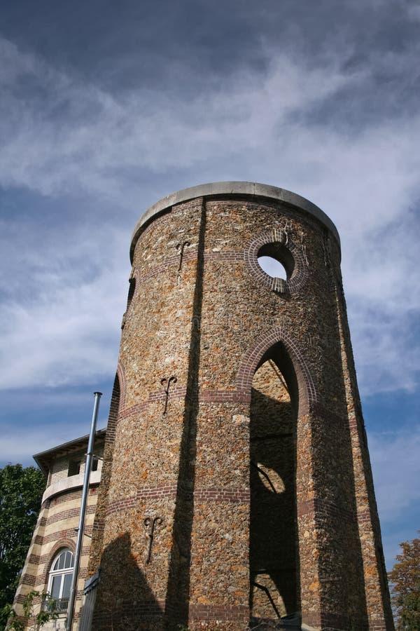 Torre vazia fotografia de stock royalty free