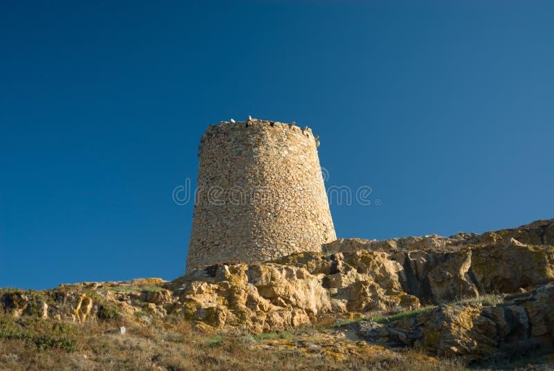 Torre velha fotos de stock